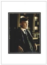 Cillian Murphy Autograph Signed Photo - Peaky Blinders